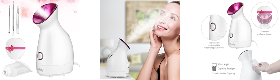 Facial Steamer for Pores